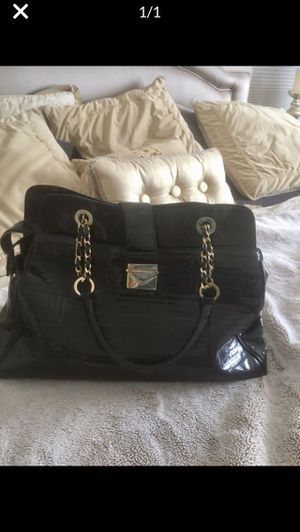 Versace black tote bag for Sale in FL, US