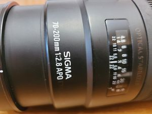 Sigma 70-200 2.8 APO OS for Nikon. for Sale in Frisco, TX