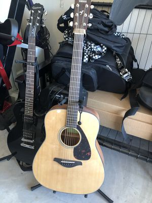 Yamaha Acoustic Guitar for Sale in Frisco, TX