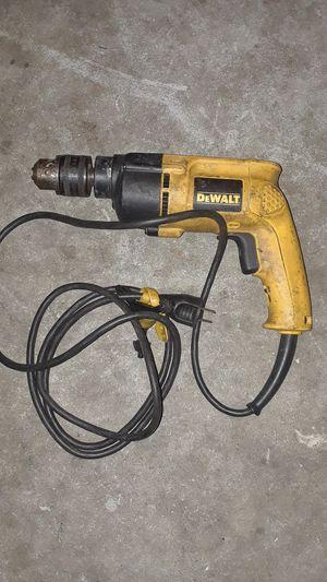 Dewalt hammer drill DW511 power tool for Sale in Fort Lauderdale, FL