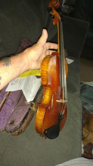 Violin handmade in Berlin Circa 1920 for Sale in Kensington, MD