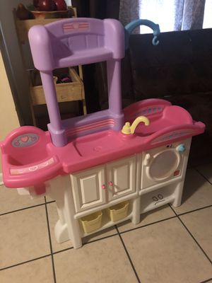 Baby changing table for Sale in Lakeland, FL