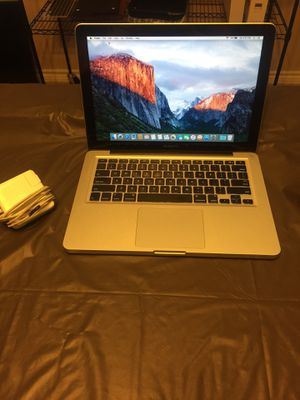 """13"""" MacBook Pro Late 2011 i5 500gb HDD for Sale in Frisco, TX"""