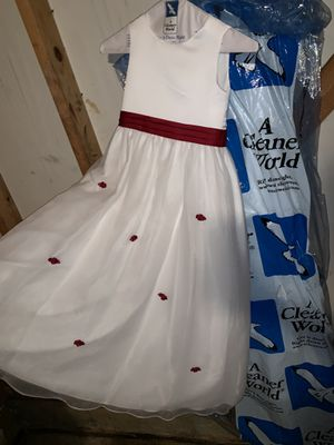 Flower girl, communion dress for Sale in Durham, NC