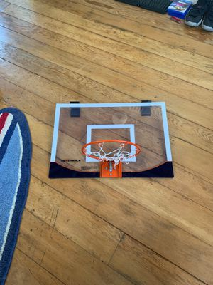 Basketball mini hoop for Sale in Claremont, CA
