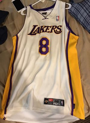 KOBE BRYANT LAKERS GENUINE AUTHENTIC NBA JERSEY ($100) for Sale in Albany, OR