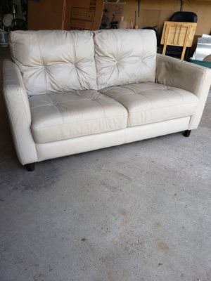 Leather Love Seat for Sale in Brookfield, IL