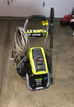 RYOBI 2300 psi 1.2GPM electric Brushless motor technology for Sale in Bolingbrook, IL