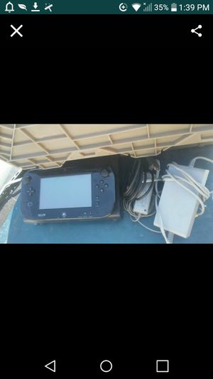 Nintendo wii u for trade for Sale in Shafter, CA