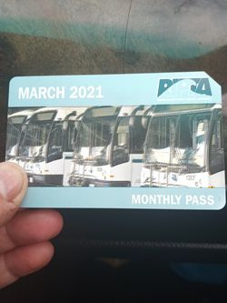 Monthly Bus Pass for Sale in Providence,  RI