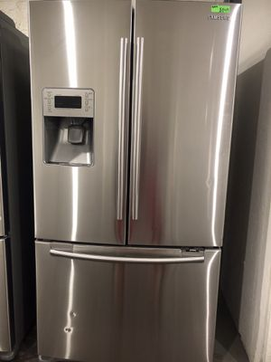 Samsung stainless steel French door refrigerator for Sale in Lexington, NC