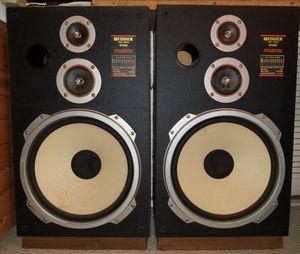Fisher ST-842 Floor Speakers for Sale in Norcross, GA