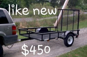5×8 utility trailer for Sale in Winter Park, FL