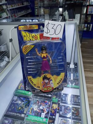 Dragonball z chi chi action figure for Sale in Houston, TX