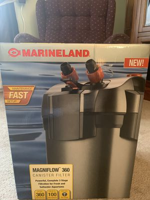 Marineland Magniflow 360 for Sale in Brick Township, NJ
