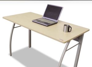Tan desk for Sale in West Los Angeles, CA