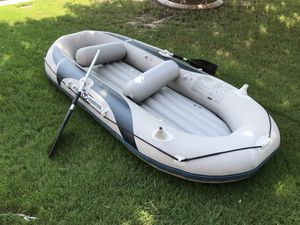 Heavy duty inflatable boat for Sale in Dacula, GA