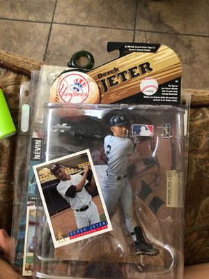 Derek Jeter Collectible for Sale in Las Vegas, NV