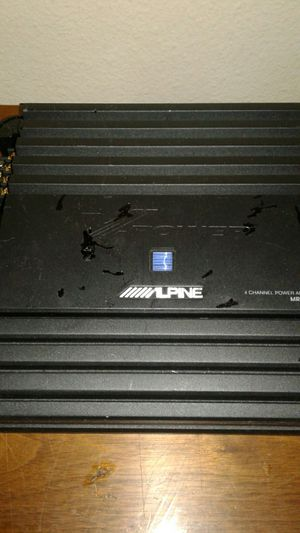 Alpine MRP-F300 for Sale in Kent, WA