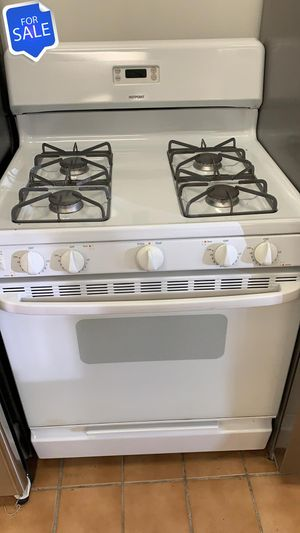 NO CREDIT!! Hot Point LOWEST PRICES! Gas Stove Oven Free Delivery #1564 for Sale in Laurel, MD
