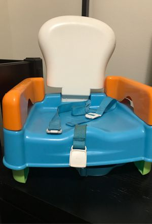 Baby chair booster / baby seat for Sale in Gladstone, OR