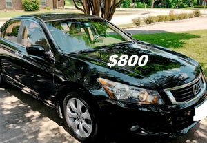 $8OO URGENT I sell my family car 2OO9 Honda Accord Sedan Runs and drives great. for Sale in Madison, WI
