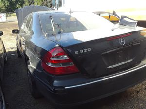 2003 Mercedes Benz E-class 320 [SELLING PARTS ONLY] for Sale in Portland, OR