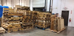 Free pallets must take all for Sale in Stone Mountain, GA