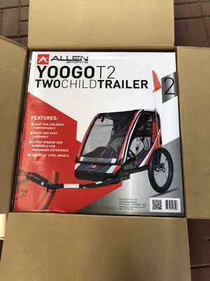 Allen Sports Bike Trailer for Sale in New Milford, CT