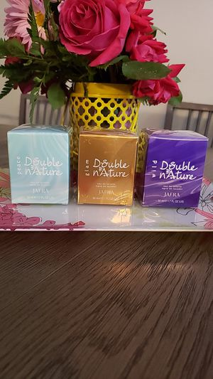 double nature jafra perfume for Sale in Adelphi, MD