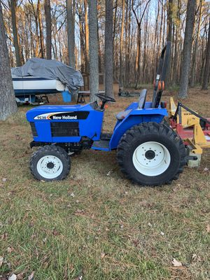 New Holland TC 30 4x4 Tractor Package for Sale in Chesapeake, VA