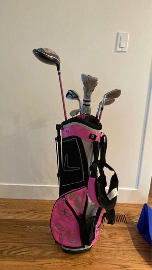 Callaway girls golf clubs for Sale in Bellevue, WA