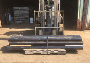 """New 4"""" Sch 40 pipe x 7'-6"""" long (18 pcs) for Sale in Marietta, OH"""