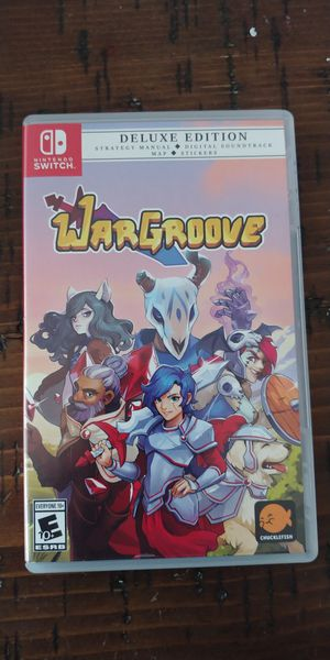 Wargroove deluxe edition for Sale in Salt Lake City, UT
