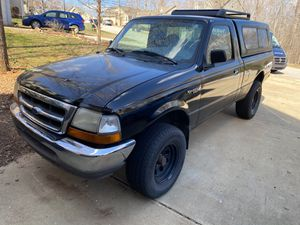 1999 ford Ranger XLT for Sale in Clayton, NC