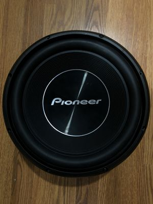 12 Inch Pioneer Subwoofer for Sale in Suffolk, VA
