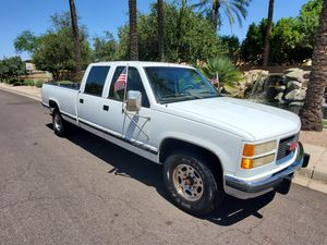 1994 chevrolet sle 3500 turbo diesel 6.5 low miles original was driven buy my grandfather good old american ford f350 farm truck for Sale in Chandler, AZ