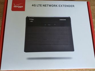 Verizon 4G LTE Network Extender Cellular Signal Booster Femtocell w/ GPS Antenna for Sale in Pacifica,  CA