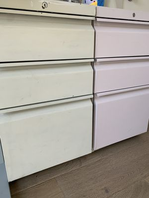 2 file cabinets for Sale in Foster City, CA