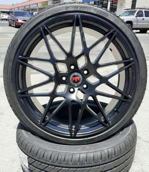 "18"" Altima Accord Camry Lexus BMW Wheels & Tires Mercedes Kia MAZDA infinity Acura Civic Maxima Scion setof4 for Sale in Los Angeles, CA"