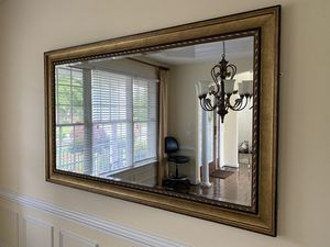 4X6 ft mirror. Moving and needing to sell. Purchased from Kirkland for Sale in Virginia Beach, VA