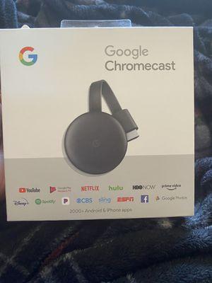Google chrome cast for Sale in Baton Rouge, LA