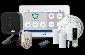 ADT Smart home security with video camera monitoring systems for Sale in Lynwood, CA