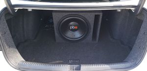 """15"""" PowerBass sub in Ported Box for Sale in Fort Pierce, FL"""