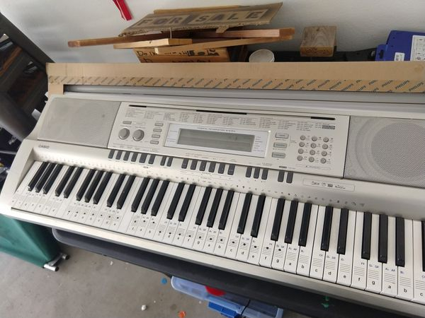 Casio key board piano