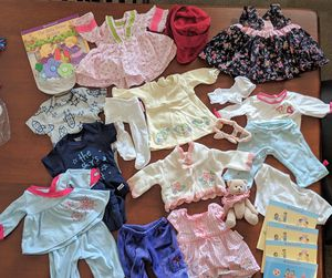Bitty Baby American Girl clothing lot for Sale in Levittown, PA