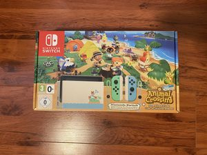 Nintendo Switch Animal Crossing Edition for Sale in Las Vegas, NV