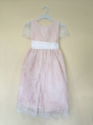 New Pink Flower Girl Party Dress Size 10 for Sale in Hacienda Heights, CA
