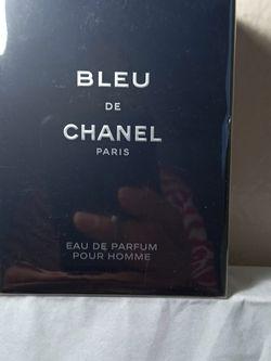 CHANEL BLEU EAU DE PARFUM POUR HOMME for Sale in Chula Vista,  CA