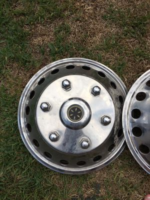 Hubcap for an RV motorhome for Sale in Humble, TX